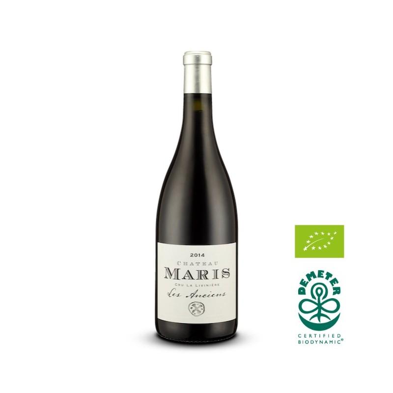 Les Anciens – Organic Wine – Cru La Livinère – Château Maris