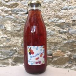 Organic grape juice 1ltr