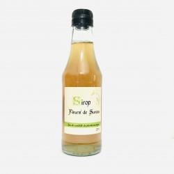 Wild elderflower syrup (25cl)