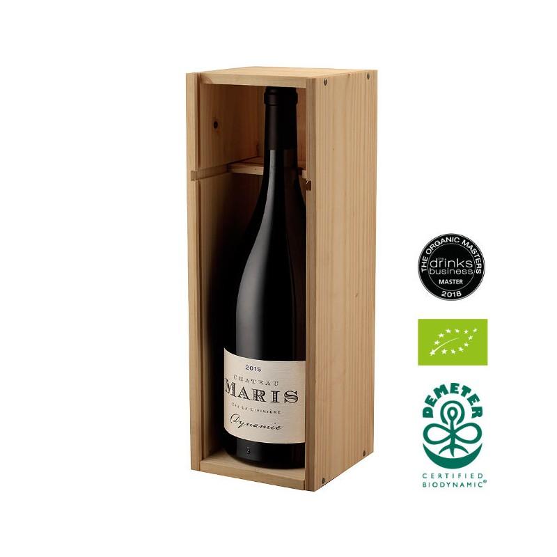Dynamic 1.5l red organic wine