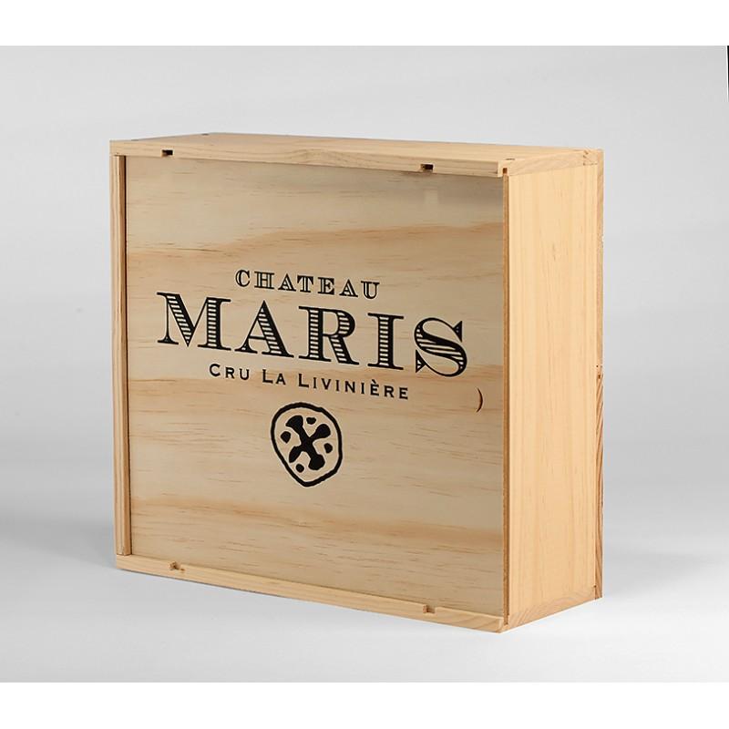 Maris Box Set: La Touge, Brama Jeunes Vignes and Les Planels